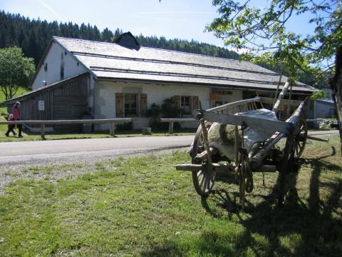 Ecomusée Maison Michaud à Chapelle des Bois